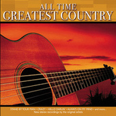 All Time Greatest Country de Various Artists