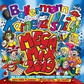 Ballermann Karneval Hits Megamix 2019 von Various Artists