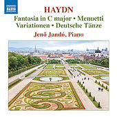 Haydn: Works for Piano by Jenő Jandó