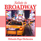 Salute to Broadway by 101 Strings Orchestra
