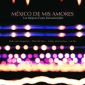 México de mis amores: Los mejores éxitos instrumental by 101 Strings Orchestra