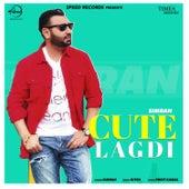Cute Lagdi - Single by Simran