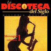 Historia del Merengue en el Siglo XX (Vol. 1) de Various Artists