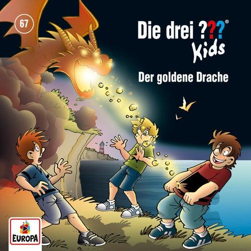 067/Der goldene Drache von Die Drei ??? Kids