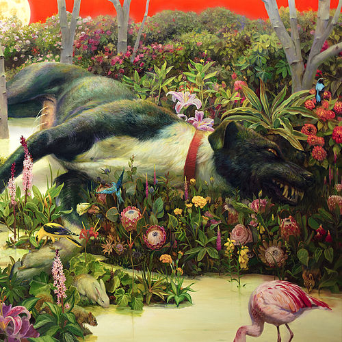 Back In The Woods von Rival Sons