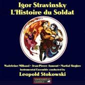 Stravinsky: L'Histoire Du Soldat de Various Artists