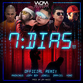 7 Dias by Jowell & Randy
