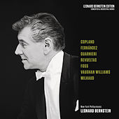 Copland: El salón México - Vaughan Williams: Fantasias - Foss: Phorion - Milhaud: La Création du monde by Leonard Bernstein