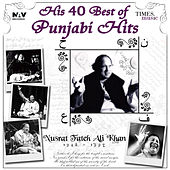 His 40 Best of Punjabi Hits de Nusrat Fateh Ali Khan