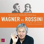 Wagner vs. Rossini by Edmond Michotte
