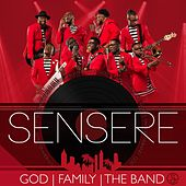 God. Family. The Band. Vol. 1 by Sensere
