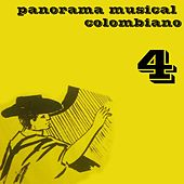 Panorama Musical Colombiano Vol. 4 by Conjunto Fulgencio Garcia