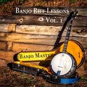 Banjo Riff Lessons, Vol. 1 de Banjo Master