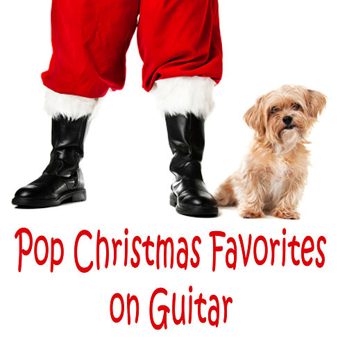 Pop Christmas Favorites on Guitar by The O'Neill Brothers Group