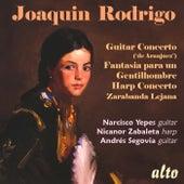 Concierto de Aranjuez; Fantasía para un gentilhombre; Harp Concerto von Various Artists