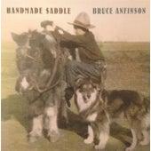 Handmade Saddle by Bruce Anfinson