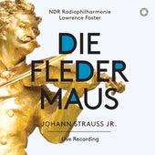 Strauss II: Die Fledermaus (Live) von Various Artists