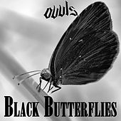 Black Butterflies by Ovvls