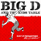 Built Up From Nothing: The D Sides And Strictly Dub by Big D & the Kids Table