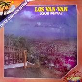 Que Pista de Los Van Van