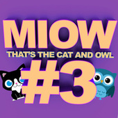 Miow -  That's the Cat and Owl, Vol. 3 de The Cat and Owl