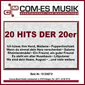 20 Hits der 20er by Various Artists