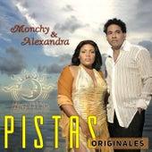 Hasta el Fin (Pistas Originales) de Monchy & Alexandra