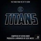 DC Titans - Main Theme by Geek Music