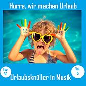Top 30: Hurra, wir machen Urlaub - Urlaubsknüller in Musik, Vol. 5 de Various Artists