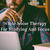 White Noise Therapy For Studying And Focus by Various Artists