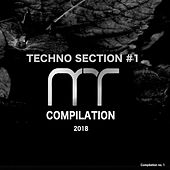 Techno Section - 1 (Compilation 2018) by Various Artists