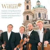 Smetana, Dvorak & Janacek: Works for String Quartet de Wihan Quartet