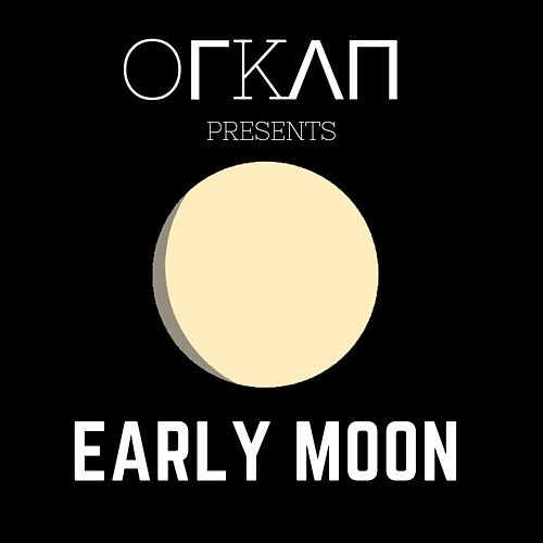 Early Moon by Orkan