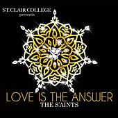 Love Is the Answer von The Saints