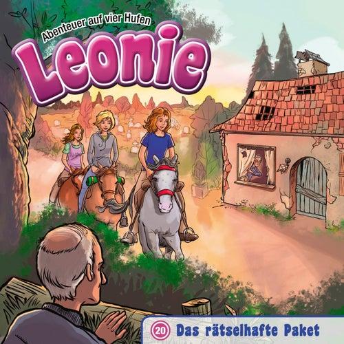 Das rätselhafte Paket: Leonie - Abenteuer auf vier Hufen 20 (Kinder-Hörspiel) von Christian Mörken