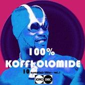 100% Koffi Olomide, vol. 1 (10 essentials titles) by Koffi Olomidé