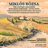 Milkos Rosa: Hungarian Serenade And Other works de Erich Kloss