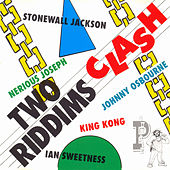 Two Riddims Clash by Various Artists
