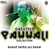 Greatest Qawwali Collection de Rahat Fateh Ali Khan