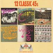 12 Classic 45s de Various Artists