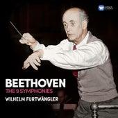 Beethoven: Symphonies Nos 1-9 by Wilhelm Furtwängler