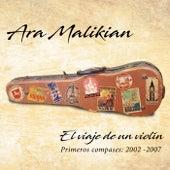 El viaje de un violín de Ara Malikian