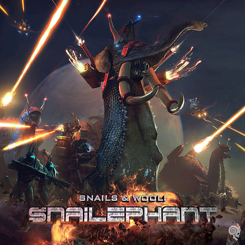 Snailephant by Snails