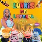 Lunnis de Leyenda vol. 4 de Los Lunnis