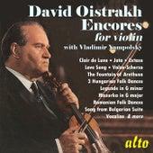 David Oistrakh: Encores by David Oistrakh
