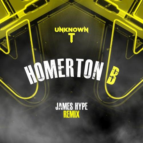 Homerton B (James Hype Remix) de Unknown T