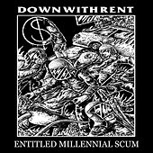 Entitled Millennial Scum de Down