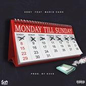 Monday Till Sunday by Xony
