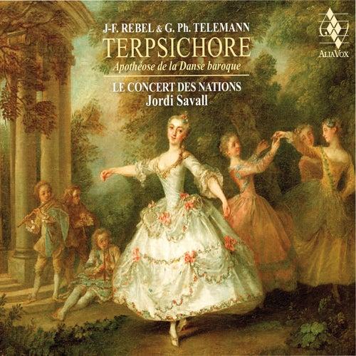 Terpsichore: L'apothéose de la danse baroque de Jordi Savall