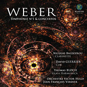 Weber: Symphonie No. 1 & Concertos de Orchestre Victor Hugo